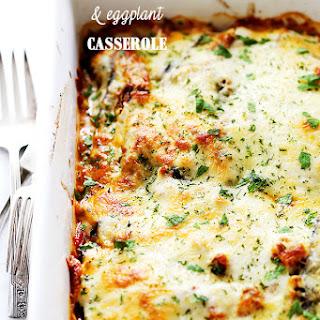 Italian Sausage and Eggplant Casserole