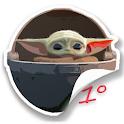 Wallpaper Baby-Yoda - Filmes Papeis de Parede icon