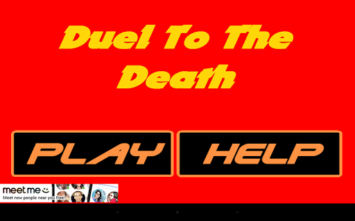 Duel to the Death - Pro