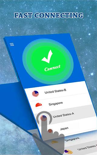 Unlimited Free VPN Turbo Speed VPN screenshot 2
