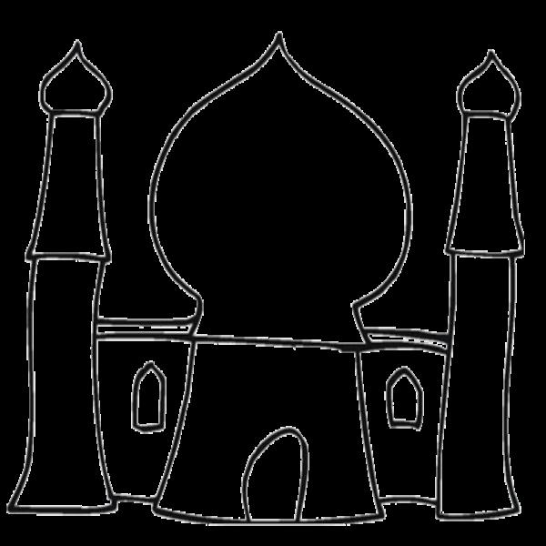 Kumpulan  Gambar Masjid Untuk Tk Terlihat Keren