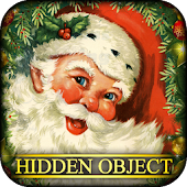 Hidden Objects Christmas Cards