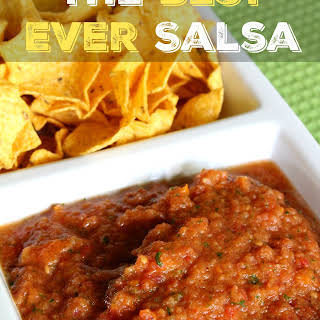 The Best Ever Salsa.