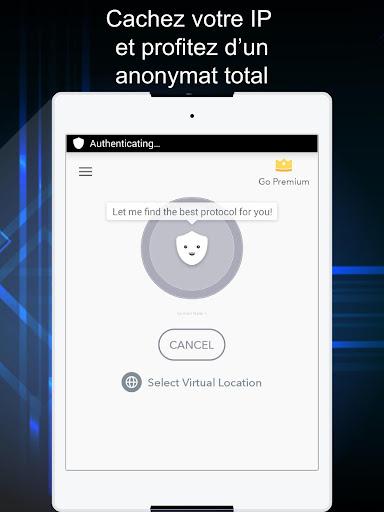 Betternet VPN Proxy Gratuit & Sécurité Wi-Fi screenshot 3