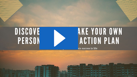 Make Your Own Personal Change Action Plan