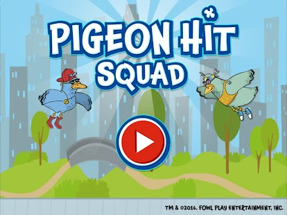 Pigeon Hit Squad™ - náhled