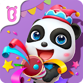 Baby Panda's Theme Party-Kids Party Carnival