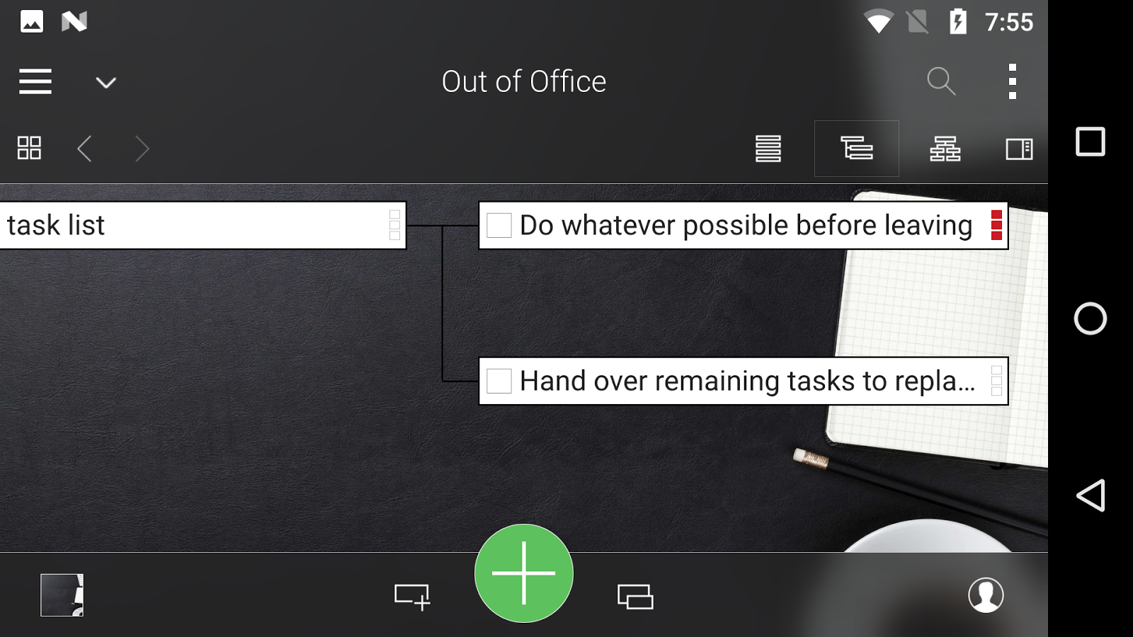 Taskfabric Cloud- screenshot