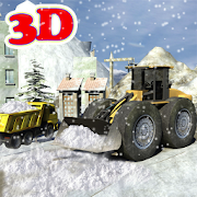 Game Snow Plow Truck Driver 2017 APK for Windows Phone