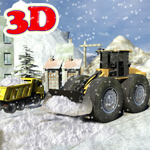 Snow Plow Truck Driver 2017 for PC and MAC