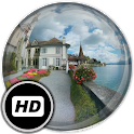 Panorama Wallpaper:Home By Sea icon