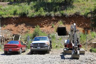 Photo: Stop 5 - Liberty Gold Mine