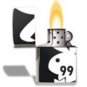 Lighter Battery Widget Free icon