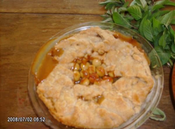 Macadamia Caramel Pie Recipe