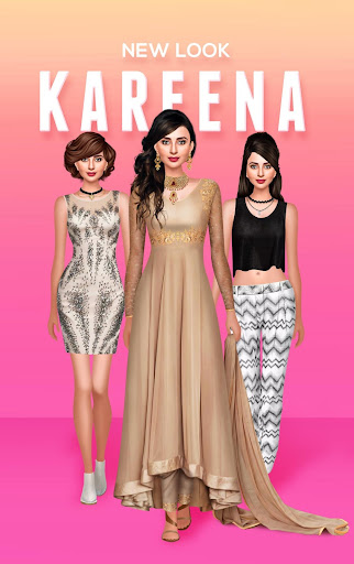 Kareena Kapoor Khan Fashion Salon - Dressup  screenshots EasyGameCheats.pro 4