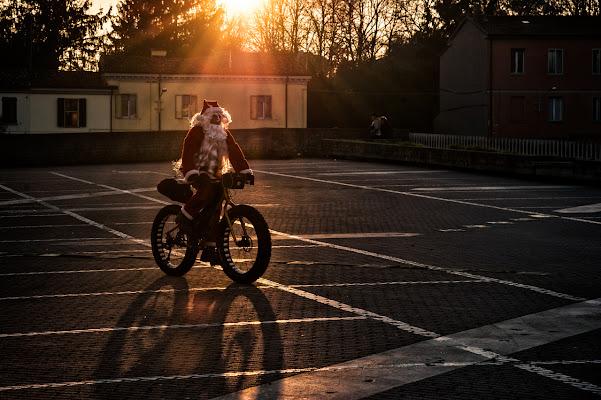 Christmas bike di bi