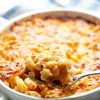 Southern Baked Macaroni and Cheese.