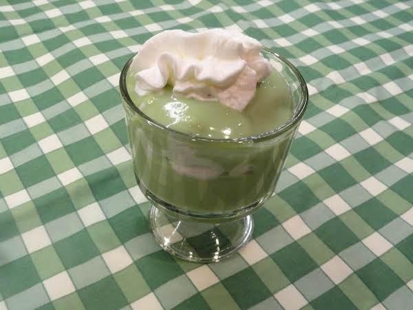 Irish Cream Pistachio Parfait