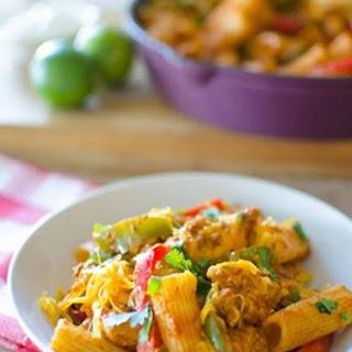 Fajita Chicken Pasta