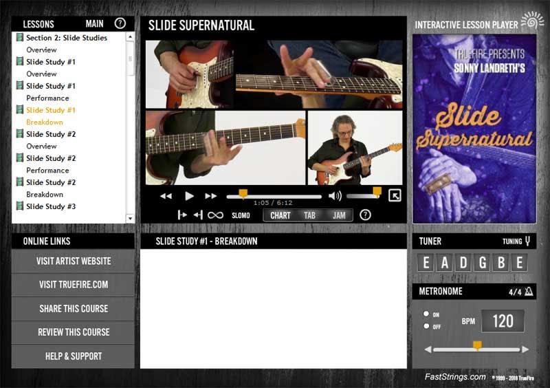 Sonny Landreth - Slide Supernatural