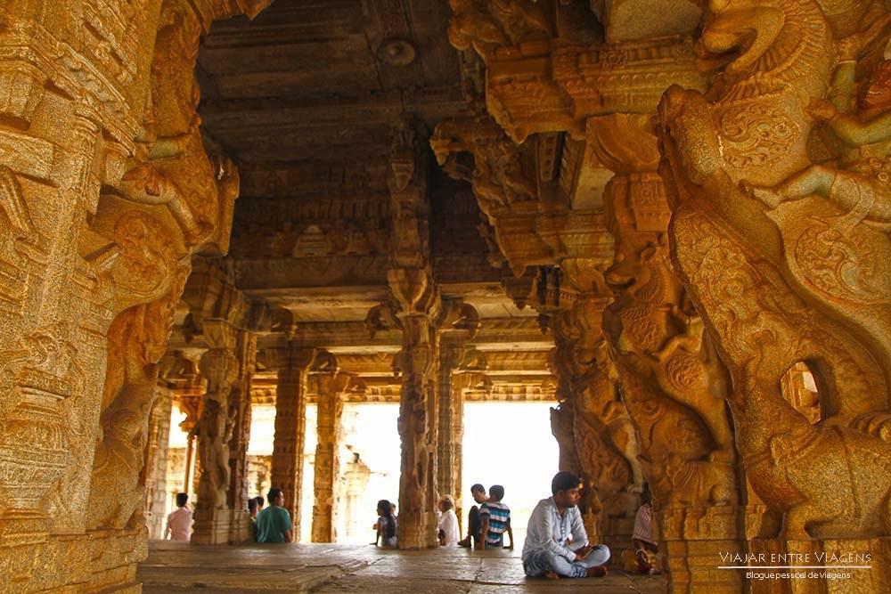 Dicas e lugares obrigatórios a visitar em Hampi (com roteiro para 3 dias) | Índia