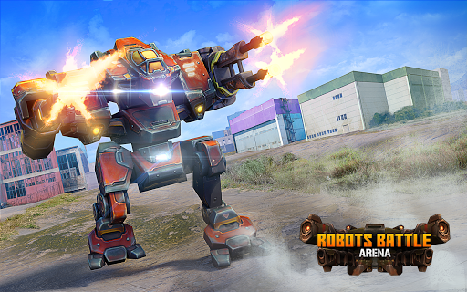 Robots Battle Arena screenshot 18