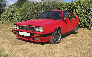 Lancia Delta Integrale Rent Greater London