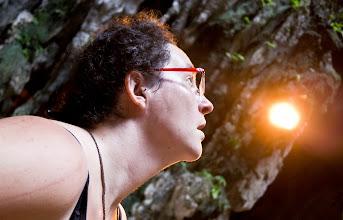 Photo: Nausicaa voit la lumière dans les Batu Caves