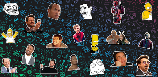Stickers for WhatsApp - by Pecto Labs - Communication Category - 559