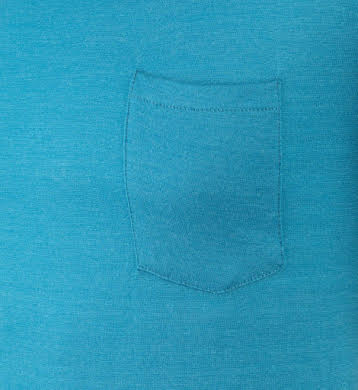 Surly Merino Pocket T-Shirt: Black alternate image 1