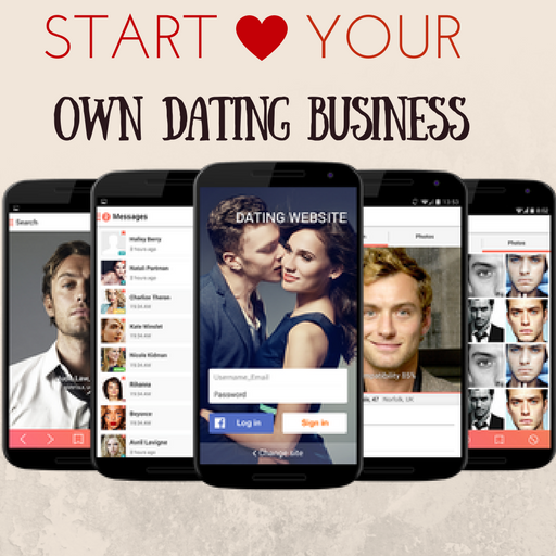 Starting an Online Dating Agency
