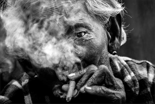 Smoke mask di alberto raffaeli