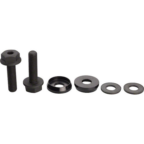 """Eclat 3/8"""" Hex Bolt and Washer Set"""