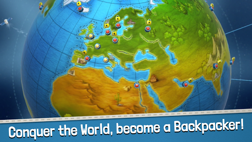Backpackeru2122 - Travel Trivia Game 1.4.6 screenshots 5