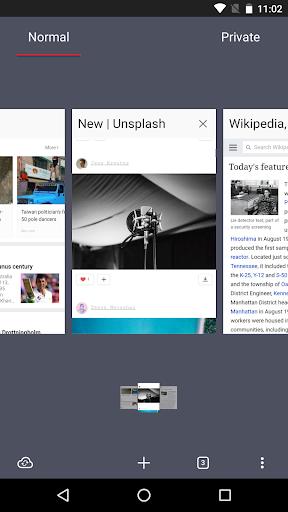 Opera browser - latest news screenshot 4