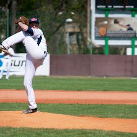 Perfect ball by Vladimir Gergel - Sports & Fitness Baseball