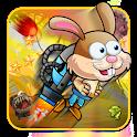 Temple Jungle World  Bunny Run icon