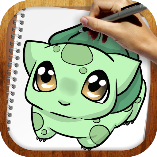 Draw Pokemons app (apk) free download for Android/PC/Windows