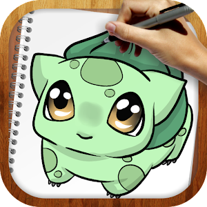 Draw Pokemons for PC