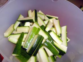 Photo: Zucchinis