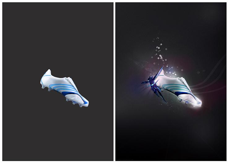 Adidas Advertisment