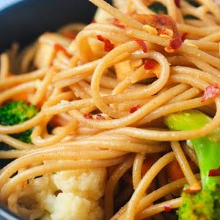 Cirali Soy Sauce Noodles.