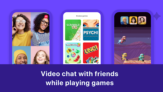 Bunch: Group Video Chat & Party Games 1