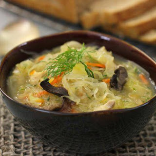 Sour Cabbage Soup (Kapusniak)