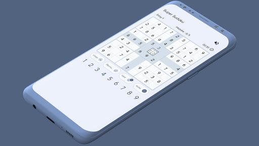 Sudoku - Free Sudoku Puzzles apktram screenshots 3