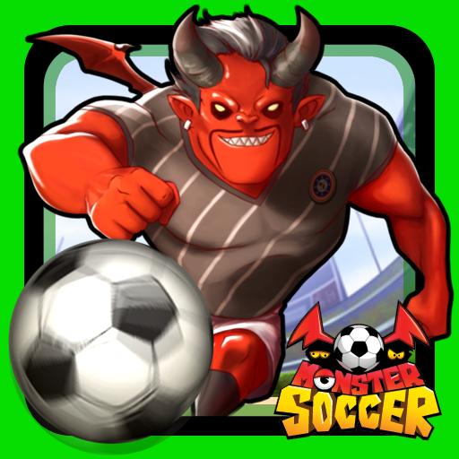 MonsterSoccer:BattleLeague (game)
