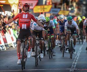 'Bling' heeft zijn tweede ritzege beet in Catalonië na spannende sprint
