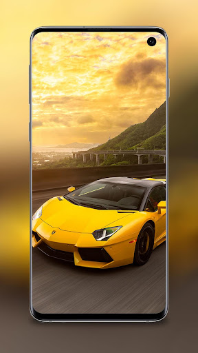 Sports Car Wallpaper - Lamborghini Wallpaper screenshots 1