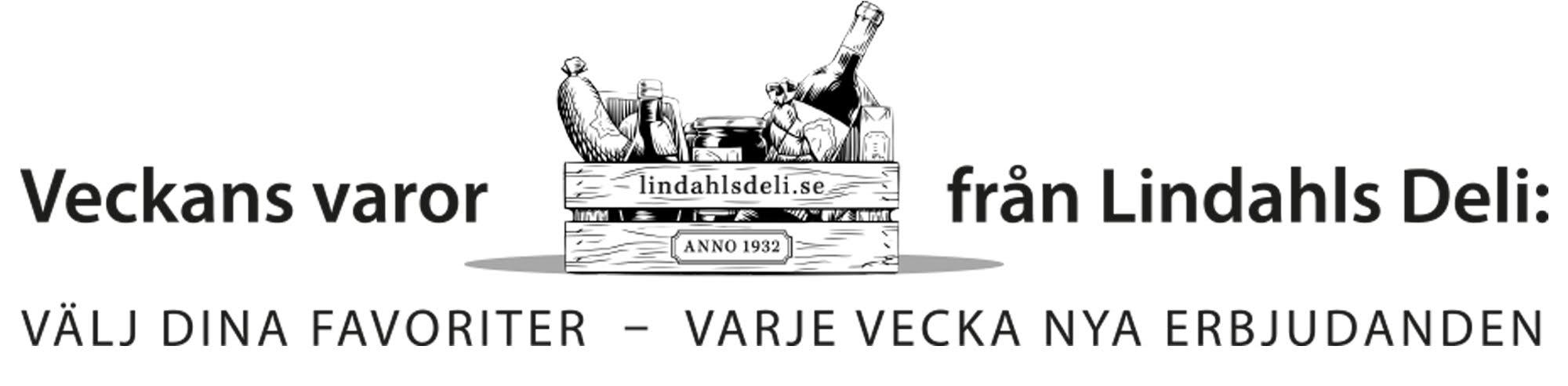 Veckans delikatessvaror från Lindahls Deli
