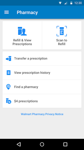 Walmart screenshot 5